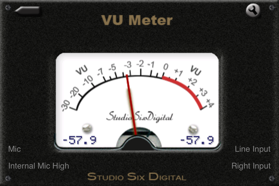 Digital Vu Meter : Vu meter software bing images